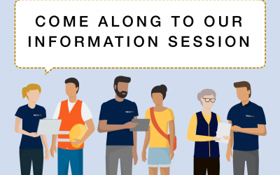 August Information Session